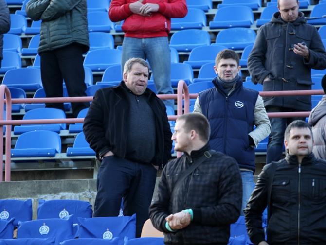Юрию Чижу после субботнего матча с «Неманом» наверняка было, о чем поговорить с Юрием Шукановым
