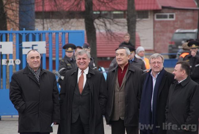 Геннадий Невыглас со своей свитой рад старту нового чемпионата.
