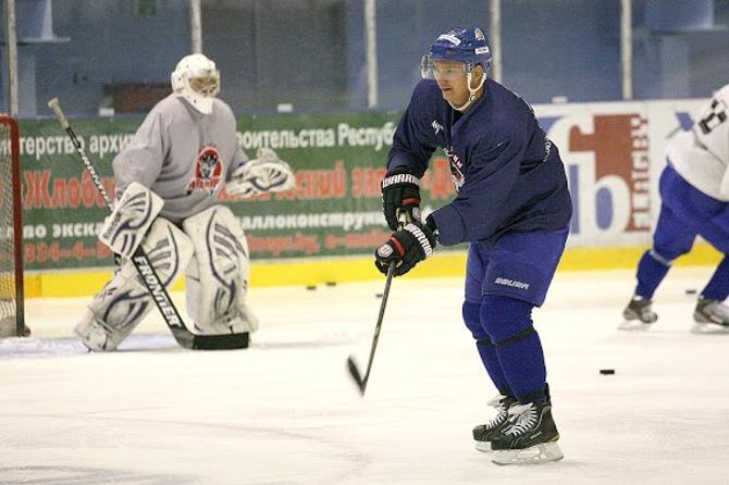 Никита Осипов вернулся в минское «Динамо» спустя пять лет. И к тому же тренеру.