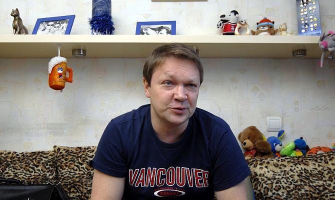 Александр Дмитриев тоскует по белорусскому футболу