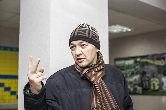 Анатолию Капскому не так уж и важно, из скольки этапов состоит чемпионат