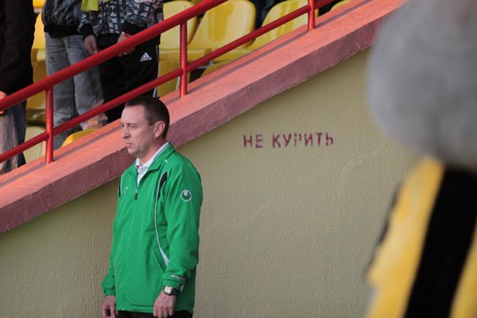 Олег Кубарев и Владимир Журавель провели несколько неплохих лет в жодинском