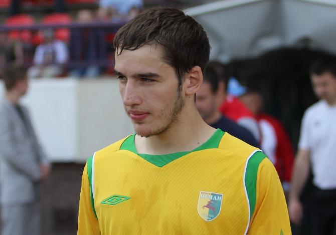Павел Савицкий хотел бы поиграть в Бундеслиге