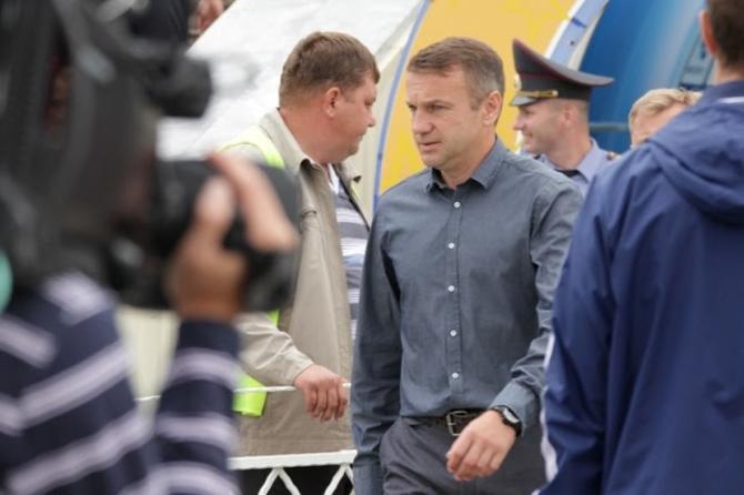 Солигорские болельщики посчитали послематчевый комментарий Владимира Журавля в Борисове унизительным для «Шахтера»