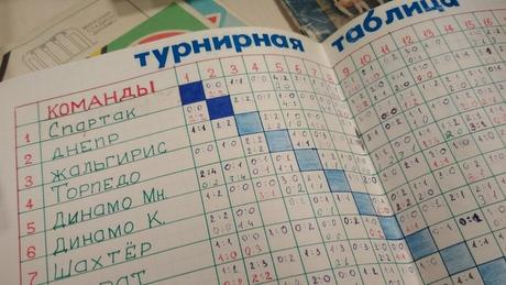 Как белорусы следили за футболом, когда не было интернета. Олдскульный пост для тех, кто в теме
