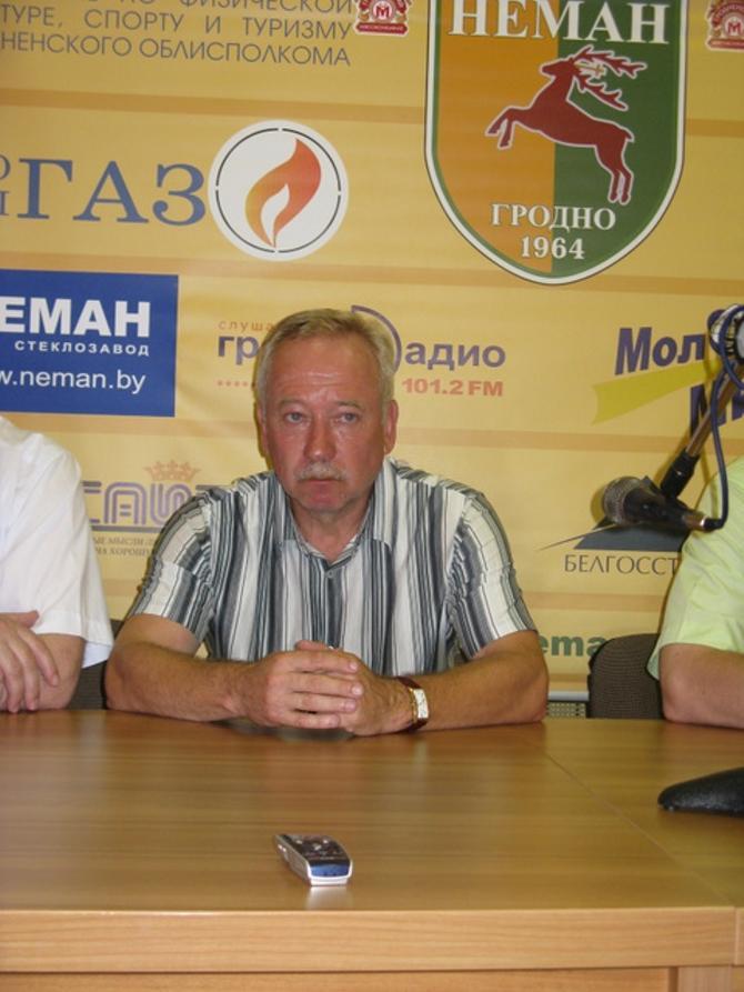 Александр Корешков ехал в гости, а в итоге стал тренером