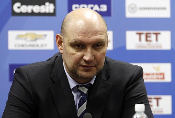Александр Андриевский сейчас сосредоточен на подольском «Витязе».