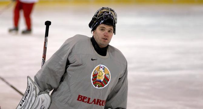 Сергей Шабанов не дал словенцам использовать свои моменты