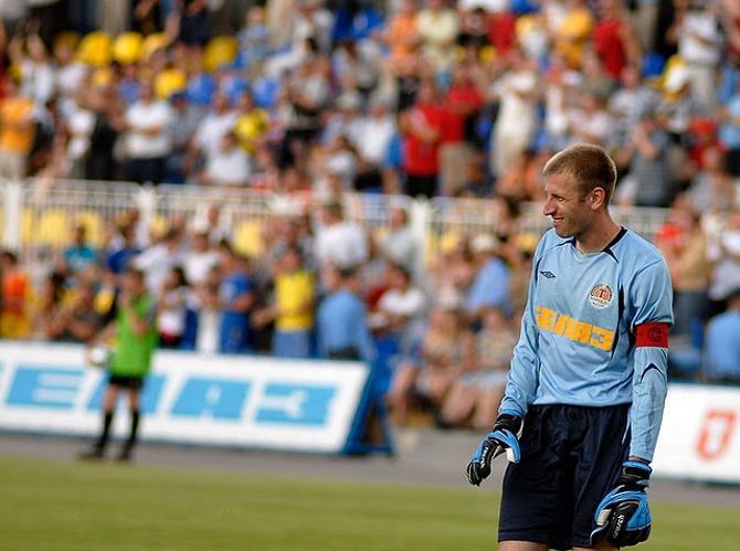 Владимир Бушма впервые сыграет против родной команды.