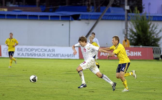 В молодежке в этом сезоне Воронков забивал немного, зато в клубе перед отъездом в сборную частенько отличался