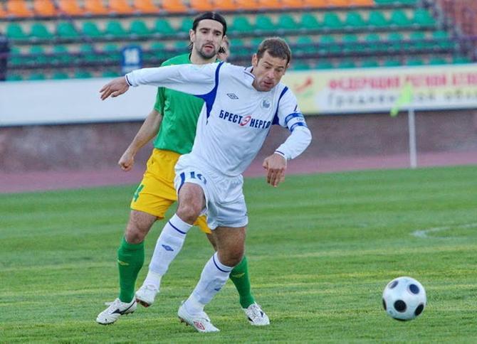 Со следующего сезона Василюк будет выступать в форме