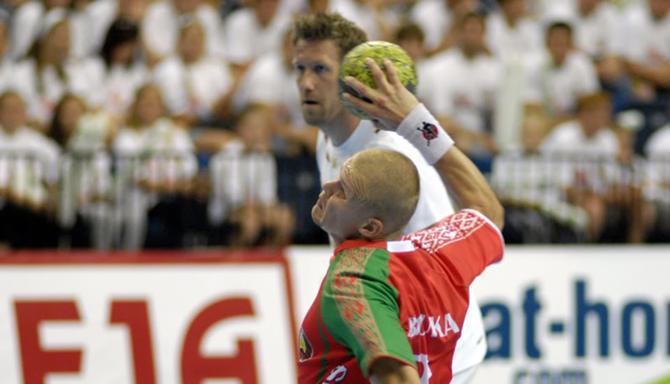 Иван Бровко гандбол лучший бомбардир в истории сборной Беларуси