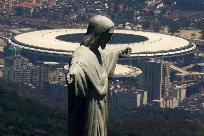 Захватывающий вид Рио-де-Жанейро.