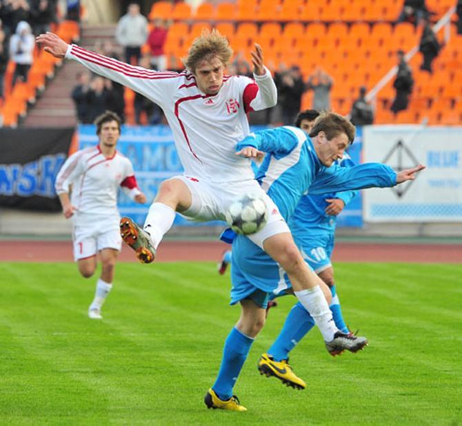 Дмитрий Верховцов хочет играть на более высоком уровне
