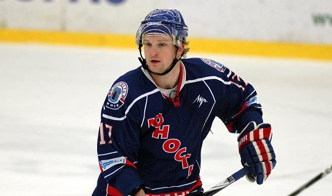 Оформив дубль, Александр Матерухин помог «Юности» обыграть «Неман».