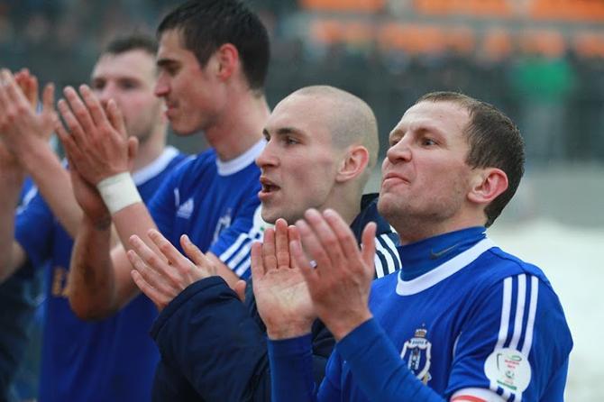 Виталий Булыга провел свой лучший матч в сезоне