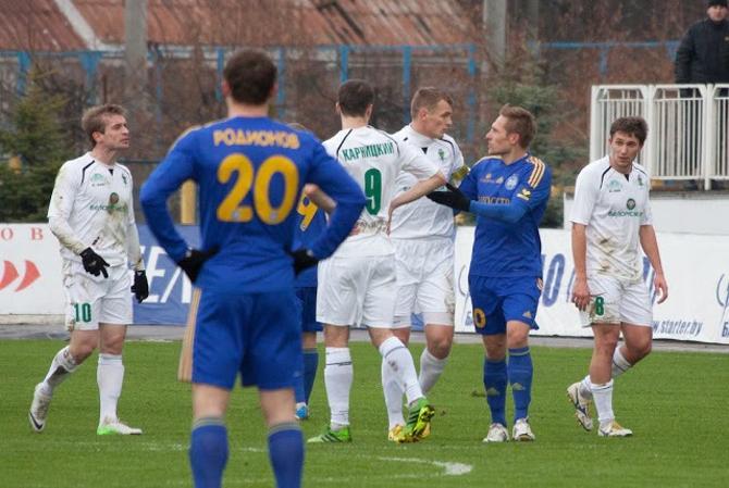 В следующем сезоне Александр Карницкий будет выступать в «желто-синей» форме