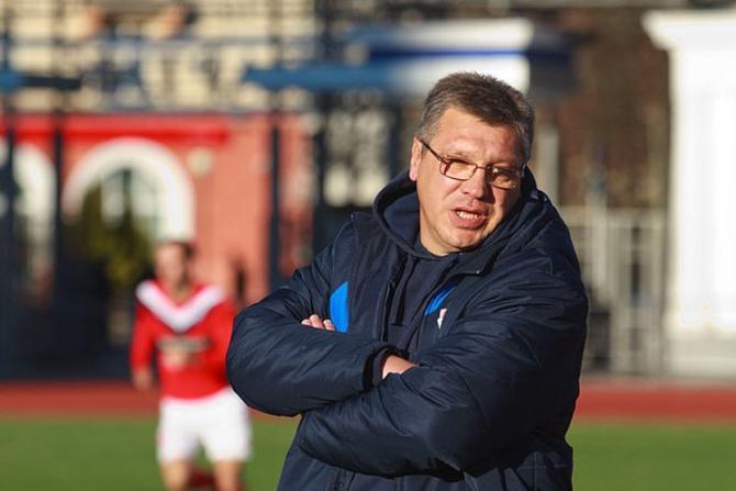Символично, что первый матч в роли исполняющего обязанности главного тренера «Минска» Андрей Скоробогатько провел в Могилеве.