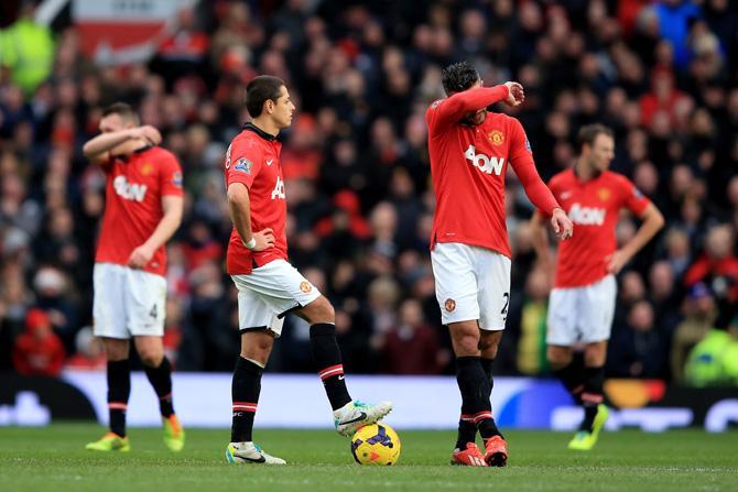 «Манчестер Юнайтед», проиграв «Эвертону» дома, решил до кучи уступить еще и «Ньюкаслу».