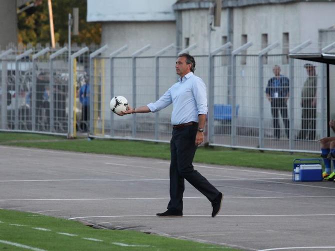 Роберт Маскант собирается вести «Динамо» к чемпионству