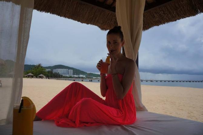 Без преувеличения райский отдых.