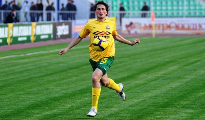 Максим Жавнерчик мечтал стать игроком основного состава