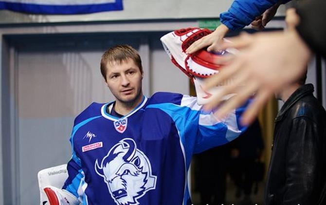 Андрей Мезин пока не знает, кто будет вратарем №1 в нынешнем сезоне