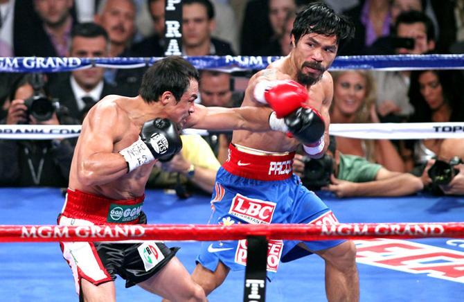 Пакиао проиграл, но Маркес не выиграл.
