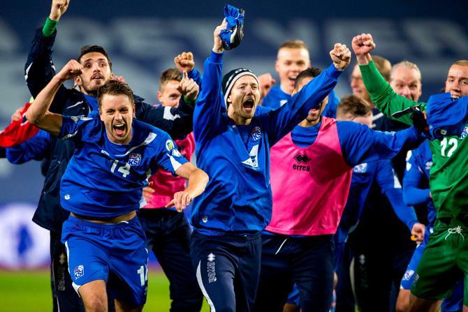 Попасть на чемпионат мира всегда было для исландцев далекой мечтой