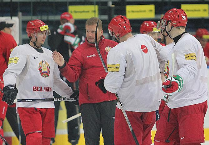 Кари Хейккиля ведет сборную Беларуси своим путем