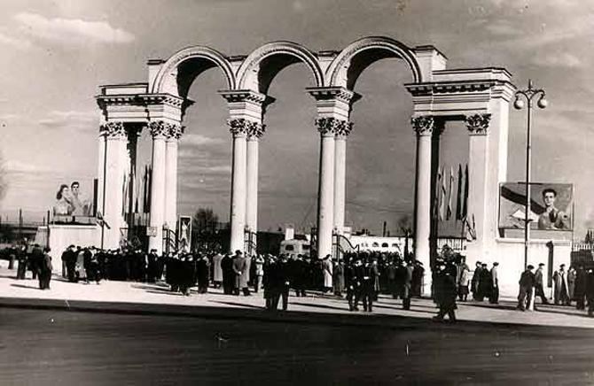 Территорию стадиона «Динамо», как и нескольких других белорусских арен,  раньше занимало еврейское кладбище