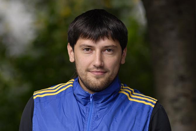Дмитрий Рубненко теперь играет в футбол только во сне