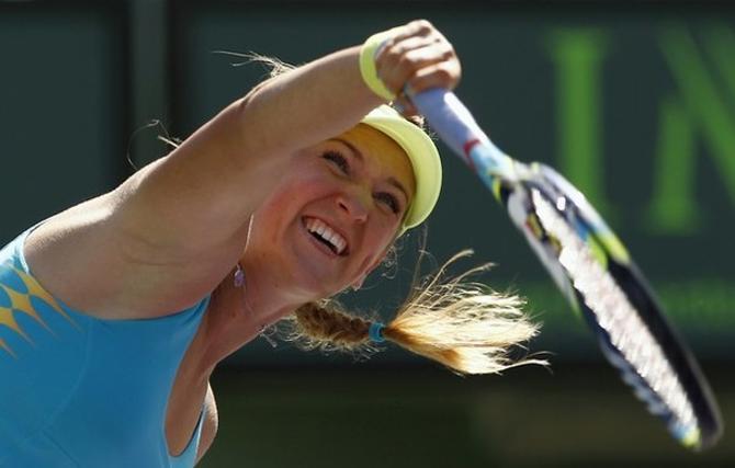 Серия Виктории Азаренко шестая по продолжительности в истории тенниса