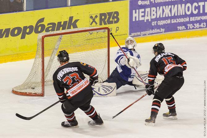 В матче против «Витебска» «Гомель» было не остановить.