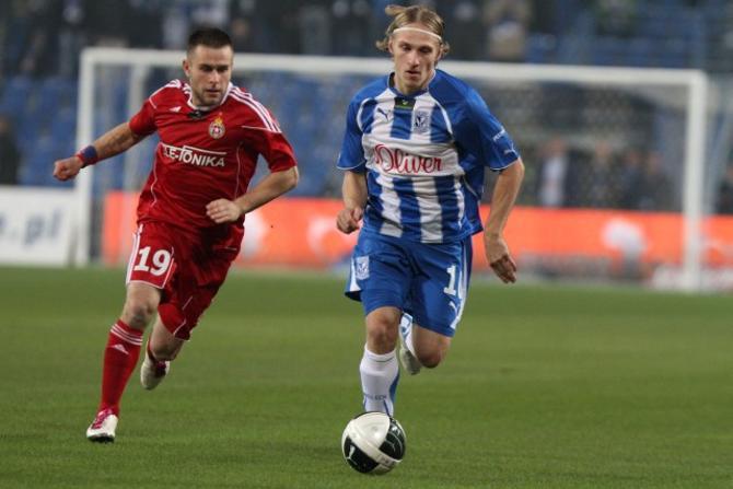 Сергей Кривец забил второй гол в сезоне, благодаря чему принес своей команде победу в дерби