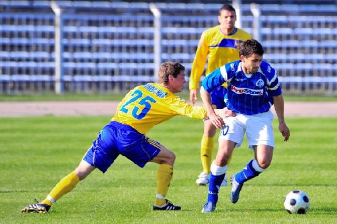 Жуковский не только сдержал Кисляка, но и сам забил