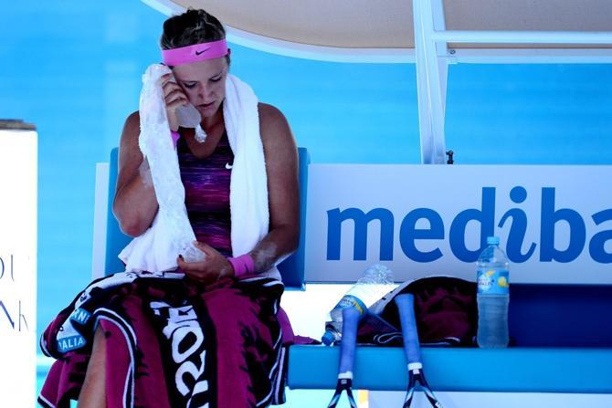 Виктория Азаренко Australian Open