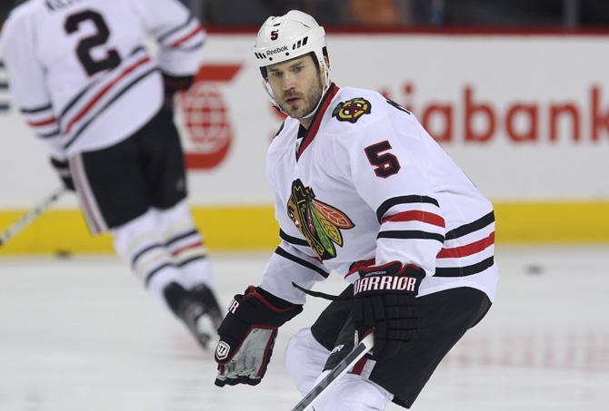 Новичок загребского «Медвешчака» Стив Монтадор сыграл 614 матчей в НХЛ