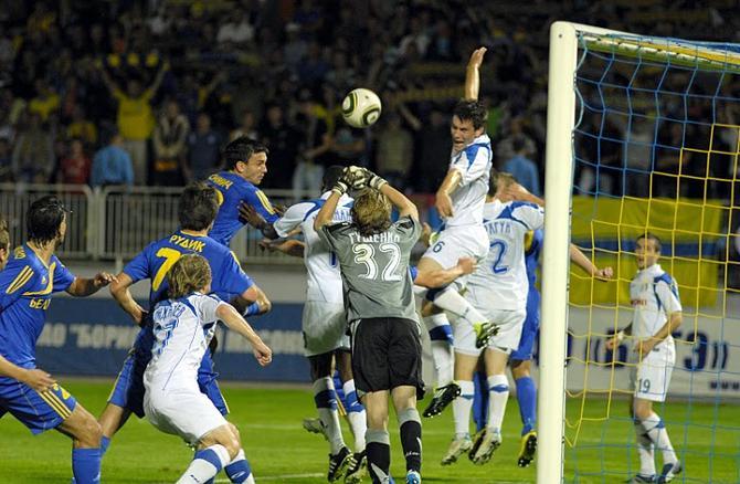 Олег Дулуб так и не понял, какая из команд в концовке встречи хотела добиться победы