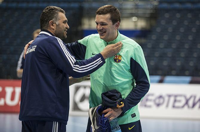 Борис Денич не собирается давать своим игрокам указание о персональной опеке Сергея Рутенко