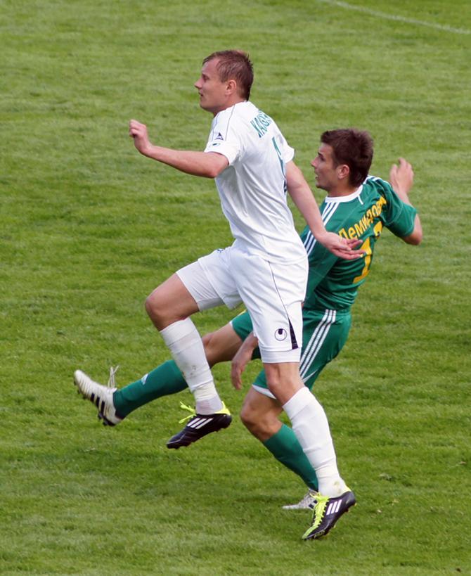 Николай Кашевский считает, что в этом сезоне его команде реально составить конкуренцию БАТЭ.