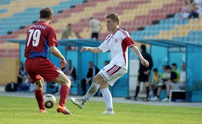Накануне молодежного Евро Никита Букаткин набрал впечатляющую форму