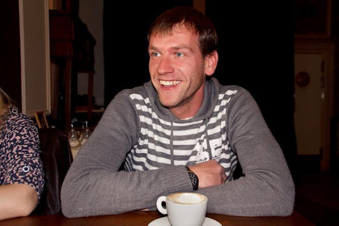 Андрей Шеряков с улыбкой вспоминает о заданиях Олега Дулуба