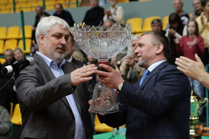 Александр Мешков уверен, что в этом году БГК сможет потеснить минское «Динамо»