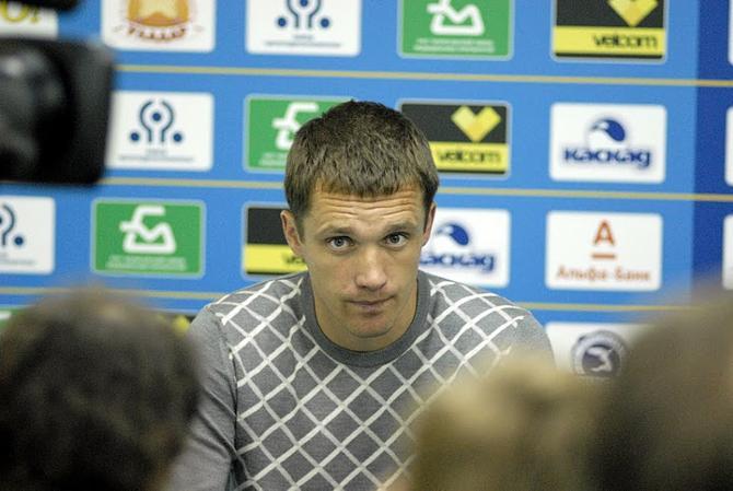 Виктор Гончаренко: взгляд настороженный, но уверенный