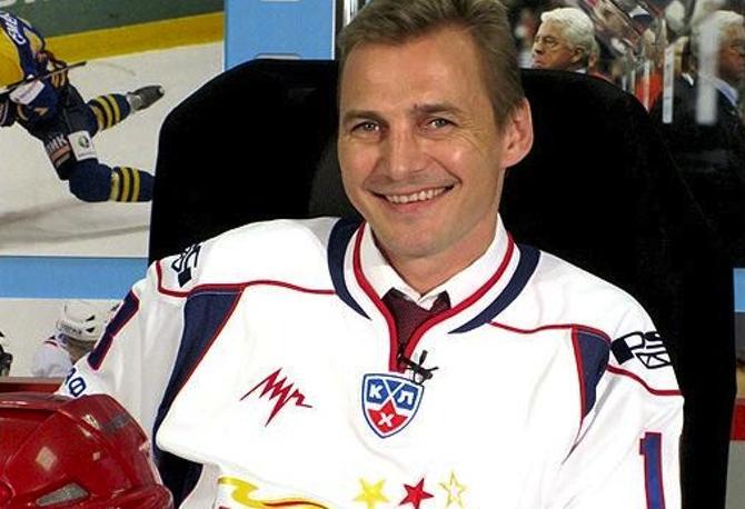 Сергею Федорову исполнится 41 год, но возраст ему не помеха.