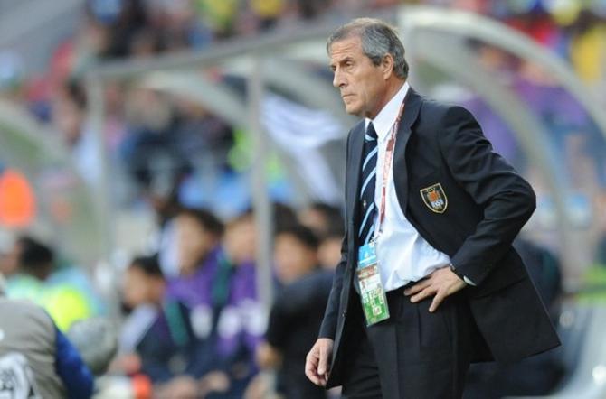 Оскар Табарес привез на чемпионат мира самую сильную сборную Уругвая за последние несколько десятилетий.