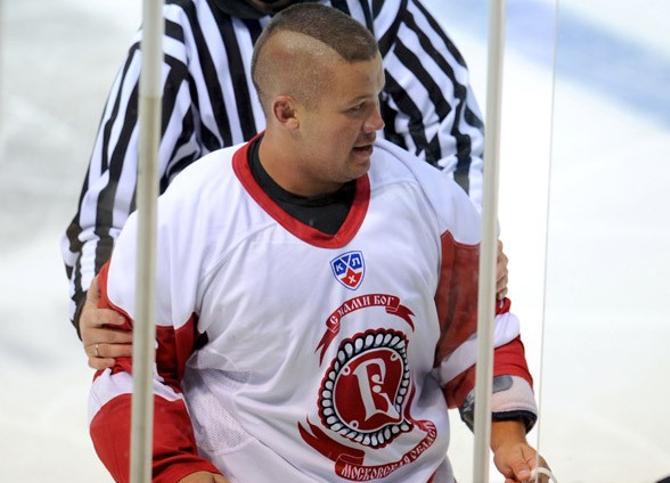 Джон Мирасти ратует за драки в КХЛ.