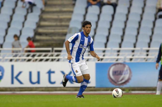 Карлос Вела забил шикарный гол