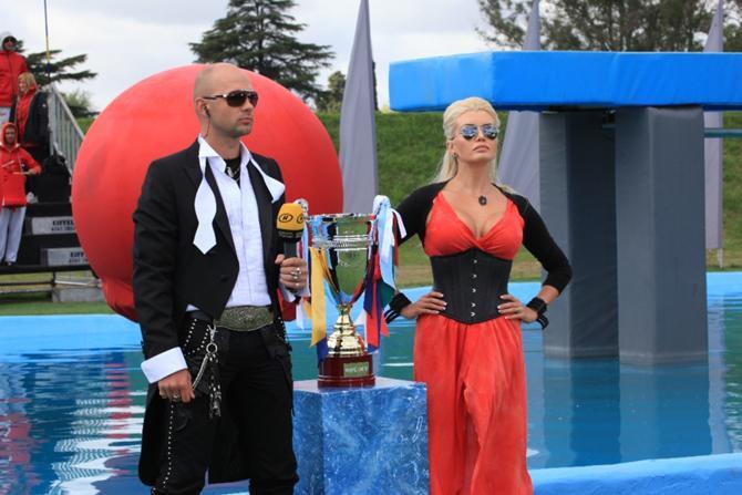 Саша Павлова довольно быстро стала одной из самых ярких телеведущих в Беларуси